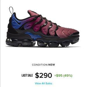 Shoes - Air max vapor plus (vapormax plus) Nike